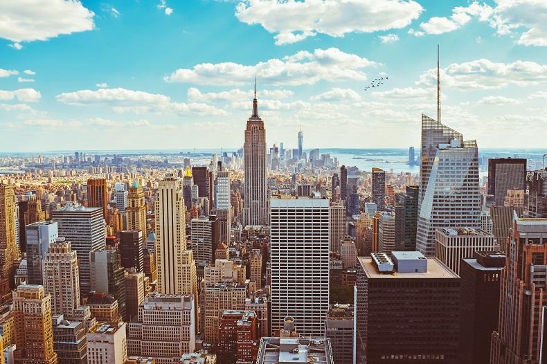 Manhattan vom Heilikopter aus - © rouda100 stock.adobe.com