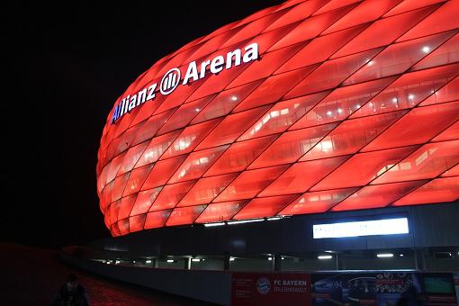 Allianz Arena Sicherheit