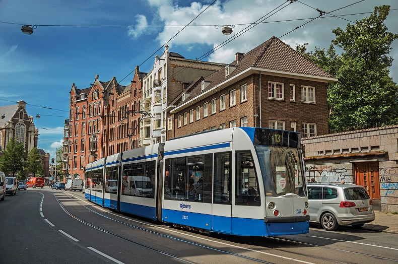 Amsterdam Ticket Nahverkehr