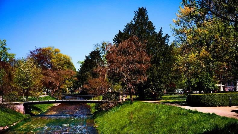 Baden-Baden Park