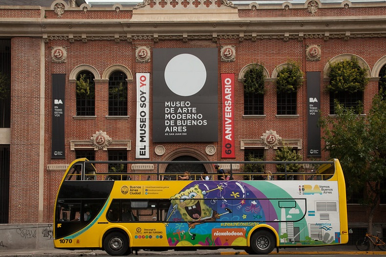 Foto: Gentileza Ente de Turismo de la Ciudad de Buenos Aires: travel.buenosaires.gob.ar