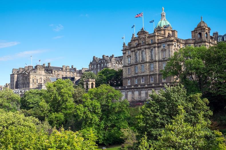 Edinburgh © elxeneize  - Envato Elements Pty Ltd.