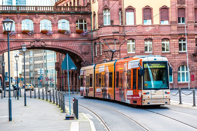 Verkehrsbund Frankfurt