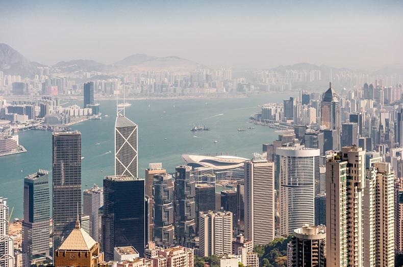 Hong Kong - © haveseen Envato Elements Pty