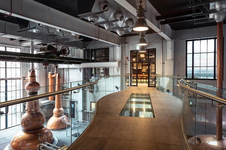 Destillerie in Dublin