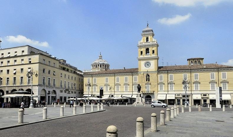 Altstadt von Parma