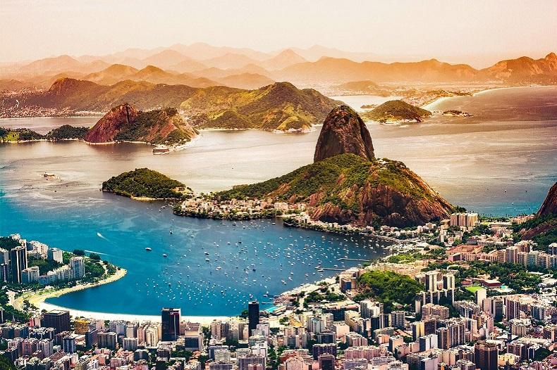 Rio de Janeiro - Bild von David Mark auf Pixabay