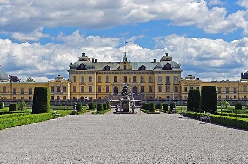 Schloss Drottningholm  © pixabay.com CC0 Creative Commons hpgruesen