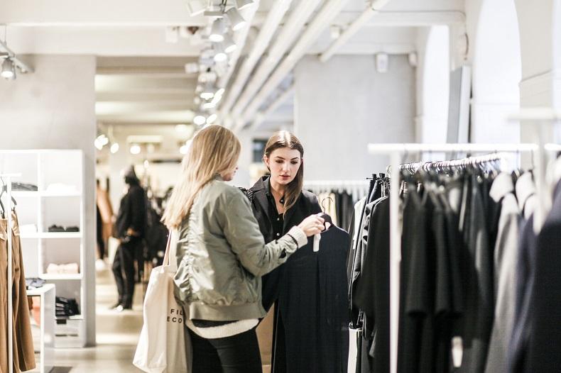 Shopping in Stockholm - Foto Credits © Credits: Tove Freiij/imagebank.sweden.se