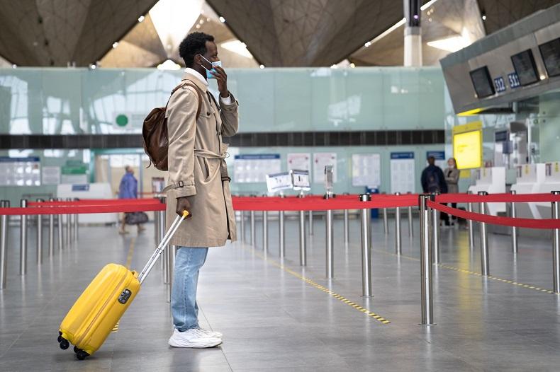 Leere Flughäfen während der Corona Pandemie - @DimaBerlin via Twenty20