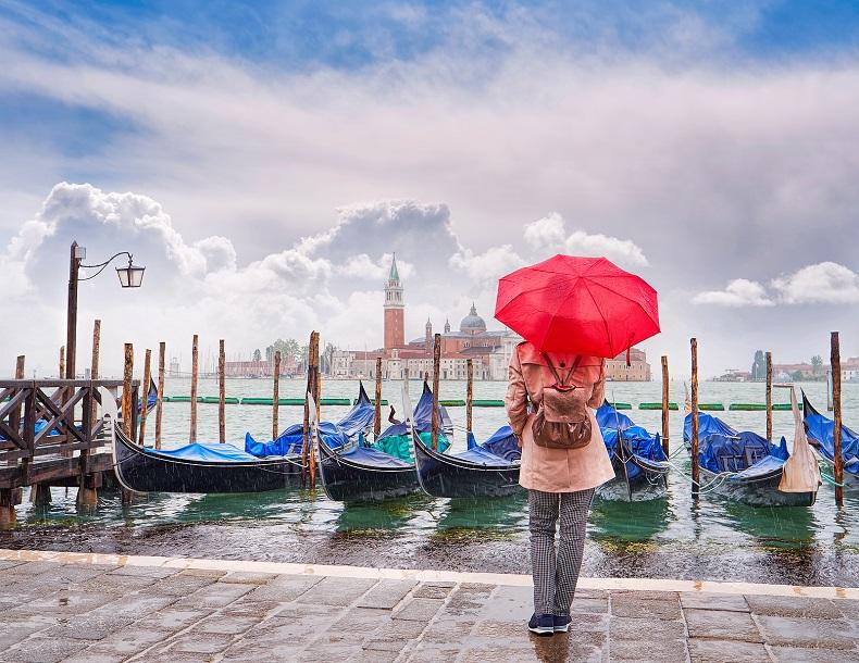 Venedig im Herbst - Foto © Stockfoto-ID: 191437459 - Acnaleksy Big Stock Photo