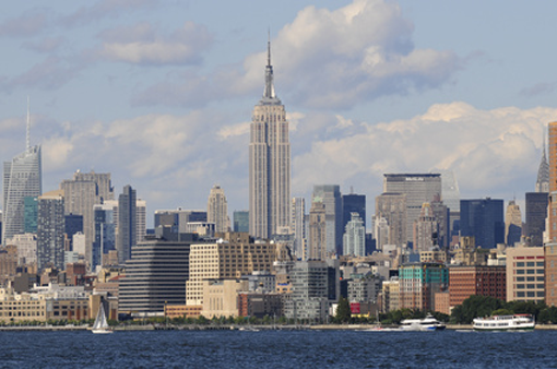 Empire State Building Panorama