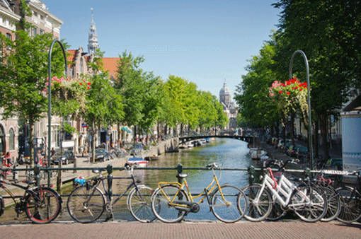 Canal Tours Amsterdam And Rijksmuseum