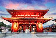 Tokyo - Japan, Asakusa Temple © TTstudio - Fotolia.com