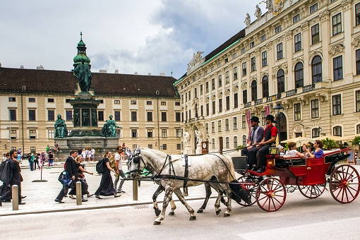 Wien - Die Bundeshauptstadt kennenlernen   PKW-Reise